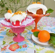 MuyVariado.com: Como Hacer Bases para Cupcakes con Platos y Copas