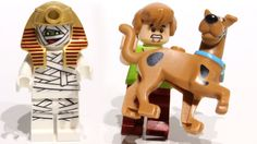 Enter the spooky museum with Shaggy and Scooby-Doo and solve the mystery of the missing gems! Jeepers, its a creepy place-our heroes are spooked. and hungr. Mummy Museum, Shaggy And Scooby, Lego Toys, Stop Motion, Scooby Doo, Kids Toys, Creepy, Mystery, Childhood Toys