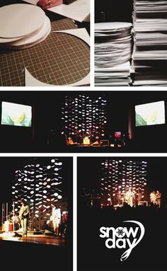 Stage Design | Snow Day 2013 | CCCB