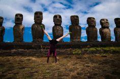 Nice audience on Rapa Nui!!!:)