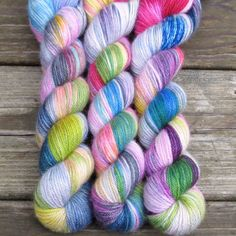 Perfectly Wreckless - Sojourn Sport - Babette | Miss Babs Hand-Dyed Yarns & Fibers, Inc.