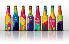35 Bottle Packaging and Label Designs