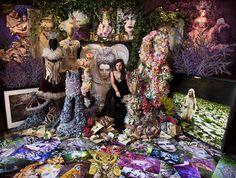 Coisas de Karol com K: Wonderland por Kirsty Mitchell