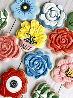 Mother's Day Cookies, Fancy Cookies, Iced Cookies, Cute Cookies, Easter Cookies, Birthday Cookies, Cupcake Cookies, Summer Cookies, Cookie Favors