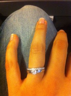 Vigselring Dream Wedding, Wedding Inspiration, Dreams, Engagement Rings, Weddings, Accessories, Jewelry, Enagement Rings, Wedding Rings