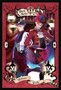 Black Butler: Book of of Circus DVD/BD set out 08/27 in Japan.