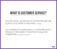 What is Customer Service? - Desk.com