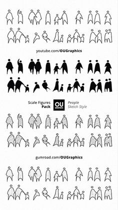 Scale Figures Pack by OU Graphics - Marleen Hafer - . - Scale Figures Pack by OU Graphics – Marleen Hafer – - Architecture Drawing Plan, Architecture Drawing Sketchbooks, Architecture Portfolio Layout, Conceptual Architecture, Architecture People, Architecture Graphics, Library Architecture, Architecture Today, Architecture Diagrams