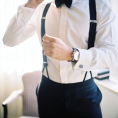 classic groom | Trent Bailey #wedding check out more on Juul's wedding inspiration !!