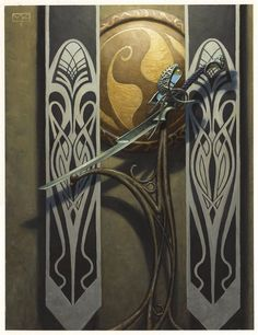 Sword of Body and Mind (Kaladesh Inventions) MtG Art