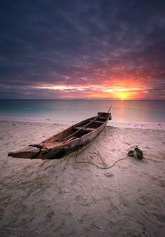 """ღღ Tansania, Africa - """"zanzibar sunset"""" by Vincent Xeridat"""