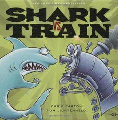 Shark Vs. Train: Amazon.es: Chris Barton: Libros en idiomas extranjeros