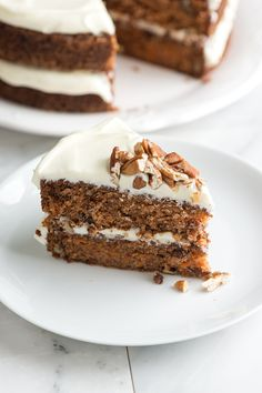 How We Make Our Favorite Carrot Cake Recipe from Inspired Taste