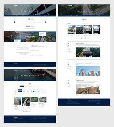 앤어워드(&Award) Site Design, Design Ios, Flat Design, Interface Web, User Interface Design, Design Responsive, Responsive Web, Web Layout, Web Design Inspiration