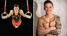 14homens que deixaram osJogos Olímpicos doRio ainda mais…