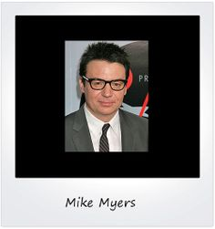 Mike Myers: actor y humorista