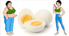 Binnen 2 weken 10 kilo afvallen, door middel van dit eieren dieet!