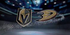 Ducks vs Golden Knights