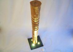 Amazing modern floor lamp - TheShiningWood No2