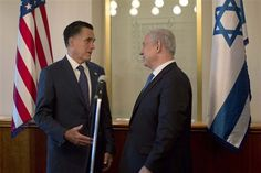 Mitt Romney would 'respect' Israel strike on Iran, aide says - World News