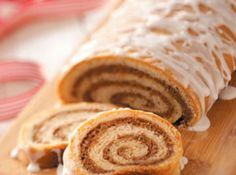 Hungarian Nut Rolls... Comments from the Test Kitchen:  What a lovely tradition... and what an absolutely delicious treat! This nut roll strikes the perfect balance of sweetness and will look right at home on any holiday table.