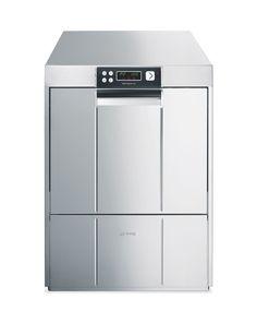 Επαγγελματικό πλυντήριo Smeg UD500 DMS με αντλία εξαγωγής τηλ.210 2831035