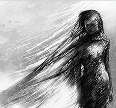 Tem uma ferida que dói escondida no fundo da alma, que ninguém pode ver nem pode tocar. Só sabe quem sente... Só sente quem tem.