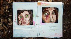 Created by Syd Wachs - https://www.behance.net/gallery/22031907/Dreambook-Nightmare - Dreambook - Nightmare on Behance