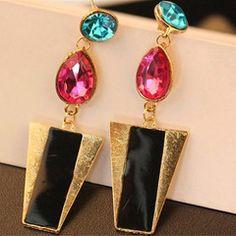 City of Angel Earrings. Rp 110,000 or $11. Dimension: 6 x 3 cm. shipping worldwide. shop online www.reginagarde.com