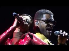 "Alicia Keys & Maxwell ""Fire We Make"""
