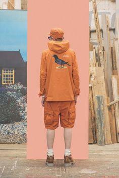 UNDERCOVER 2017 Spring/Summer Lookbook