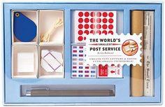 The worlds smallest postal service via youaremyfave.com/blog