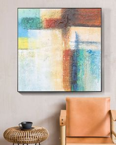 Extra large minimalist painting yellow painting abstract   Etsy Blue Abstract Painting, Yellow Painting, Abstract Canvas, Oil Painting On Canvas, Your Paintings, Beautiful Paintings, Original Paintings, Modern Wall Paint, Oversized Wall Art