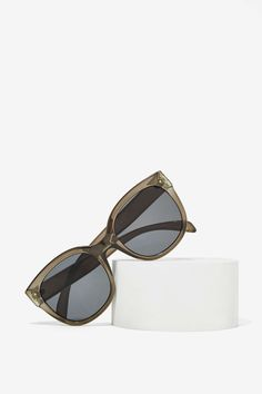 Milani Oversized Shades | Shop Accessories at Nasty Gal