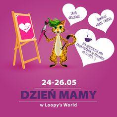 Jest taki dzień... DZIEŃ MATKI / Mother's Day w #Loopy's #World