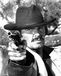 HOUR OF THE GUN - James Garner as 'Wyatt Earp' - Directed by John Sturges - United Artists - Publicity Still.