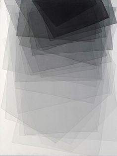 arpeggia:  Joachim Bandau -Untitled DC 16, 2010, watercolor on paper, 77.4 cm x 56.76 cmSee more Joachim Bandau posts here.