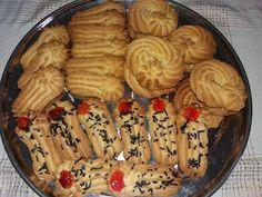 Μπισκότα βουτύρου !!! ~ ΜΑΓΕΙΡΙΚΗ ΚΑΙ ΣΥΝΤΑΓΕΣ Cookbook Recipes, Cookie Recipes, Greek Recipes, Sweet Desserts, No Bake Cake, Summer Recipes, Apple Pie, Acai Bowl, Waffles