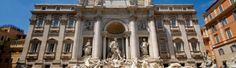 Rom ist die ewige Stadt - und bis heute eine der bedeutensten und atemberaubendsten Zeugen vergangener Epochen und Zeiten, natürlich vor allem der des Römischen Imperium. Doch Rom ist auch eine moderne Metropole. Wo also anfangen bei einem Städtetrip in der italienischen Hauptstadt? Wir haben Tipps für Euch, um beide Seiten Roms kennen zu lernen und sagen Euch, wie und wo ihr günstig unterkommt. Piazza Navona, Trevi Fountain, Activity Days, Walking Tour, Rome, Imperium, Around The Worlds, Tours, Beide