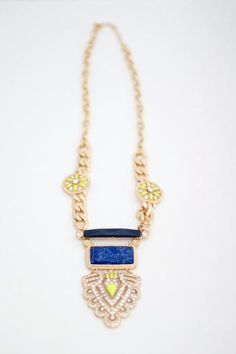 badass statement necklace. love the tribal meets glam factor // $45