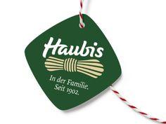The final logo for one of Austria's largest bakeries… https://www.haubis.com/en/