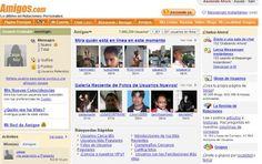 USER LOGIN - USUARIO REGISTRADO EN REDES SOCIALES: Amigos.com