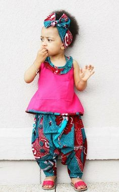 Image result for african wear for girls