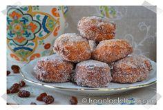 FRITTELLE DI RISO DI SAN GIUSEPPE fragolaelettrica.com Le ricette di Ennio Zaccariello #Ricetta