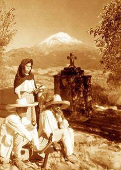 EL SACROMONTE, AMECAMECA