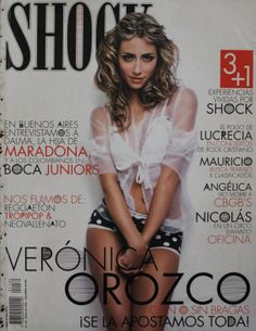 Revista Shock Magazine www.shock.com.co (Veronica Orozco)