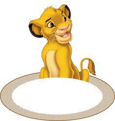 Free Lion King Party Ideas - Creative Printables