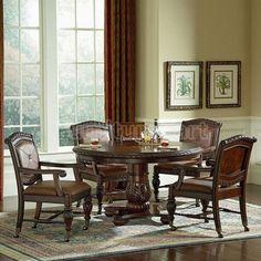 Antoinette Round Dining Room Set