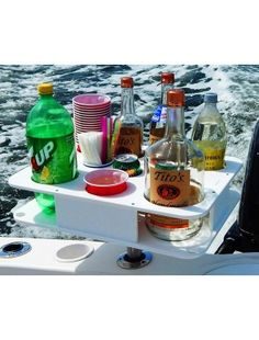 Docktail bar for boat