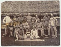 Trichinopoly ( india ) Boer POW's from the Soutern Free State With aquired cigars. Bottom right. Armed Conflict, Free State, Inner World, Africans, Folk Music, Military History, Cigars, Archaeology, Astronomy